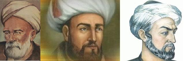 Ünlü Türk düşünürleri ve bilginleri